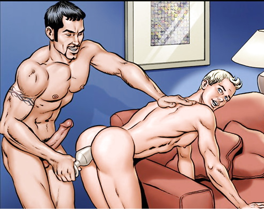 Порно Пародии Комиксы Геи