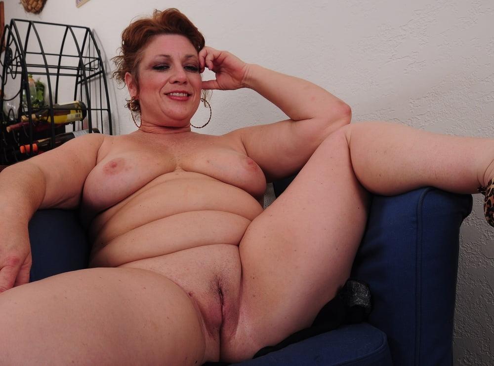 Hot Chubby Mature Women