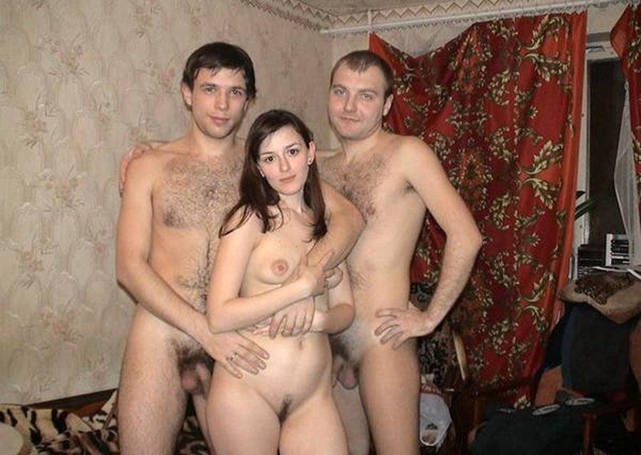 Фото Голых Русских Семей