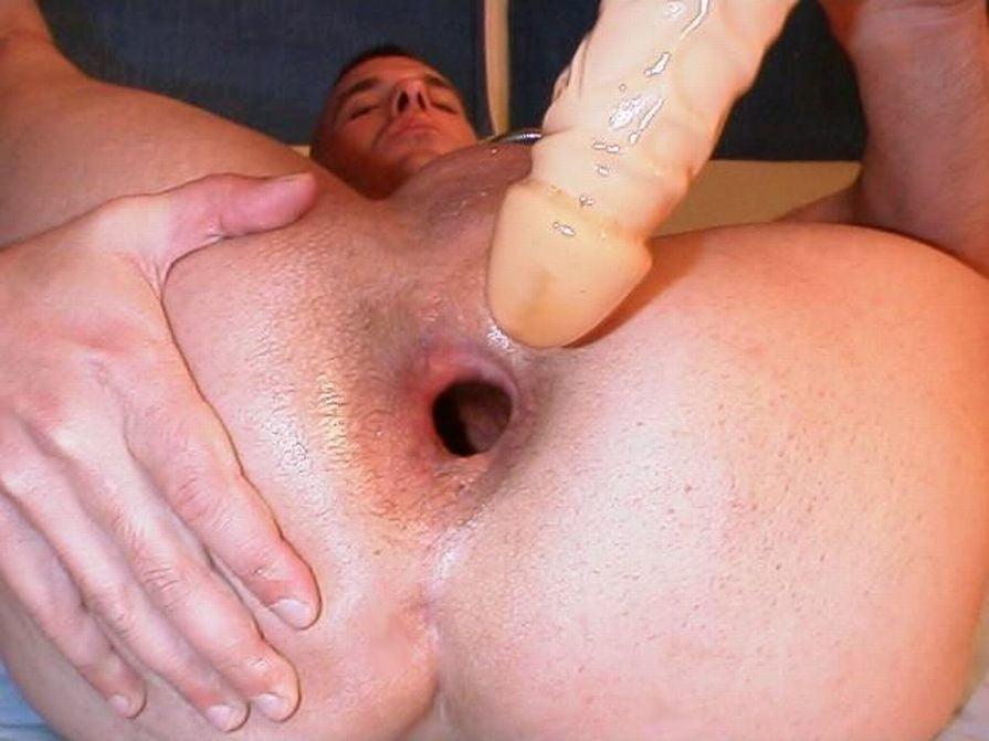Гей Порно Большое Очко