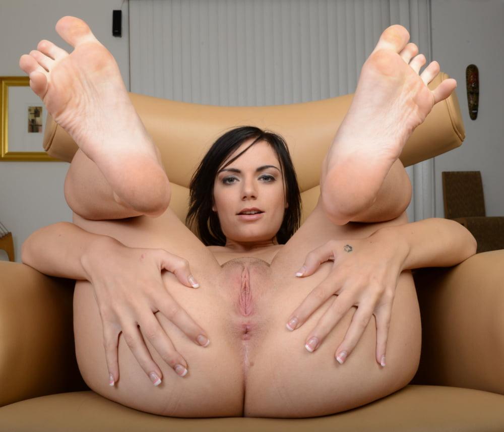 Feet Up Porn