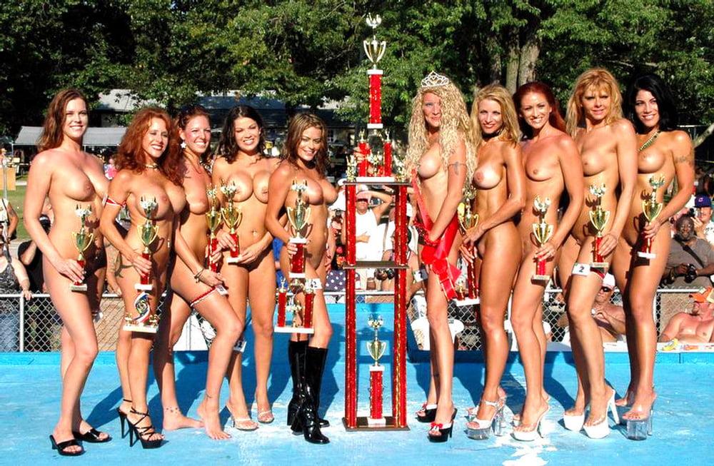 Конкурс Красоты Обнаженных Девушек