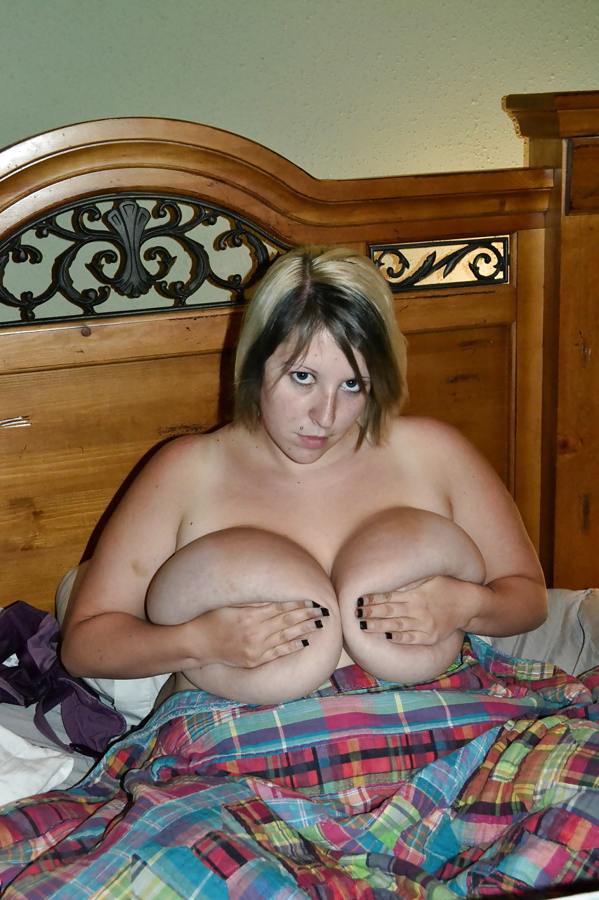 Fabulous bbw with gigantic natural boobs