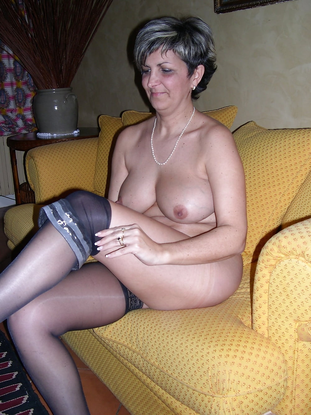 French mature amateur tube
