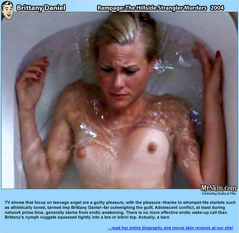 Brittany Daniel Nude Leaked Photos Nude Celebrity Photos