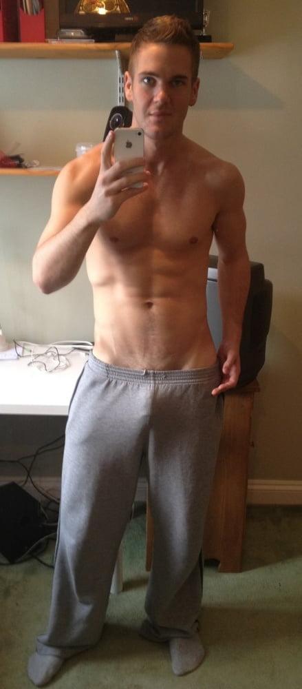 Guys bulge