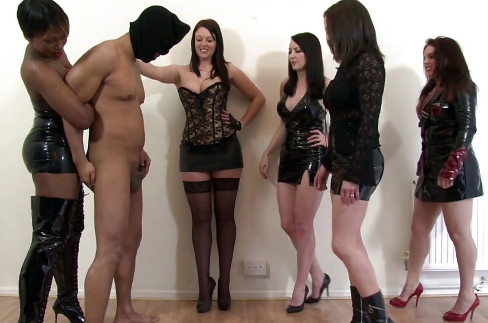 Femdom group male humiliationtures — 1