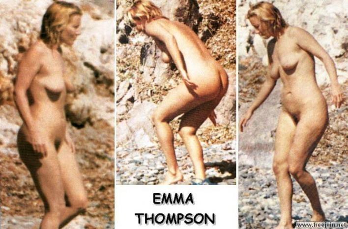 Emma thompsons pussy — photo 4