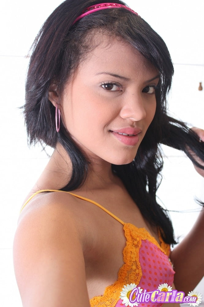 Cute Carla - 97 Pics