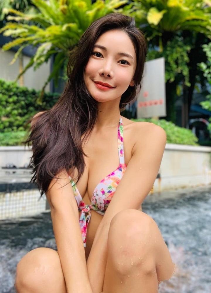 Hot sexy korean model-6360