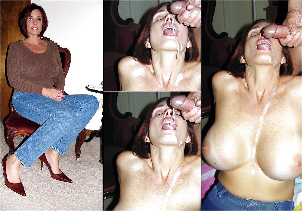 Amateur big tits pics in clothes
