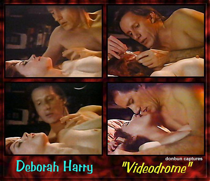 Deborah harry nude pics model girl fuck