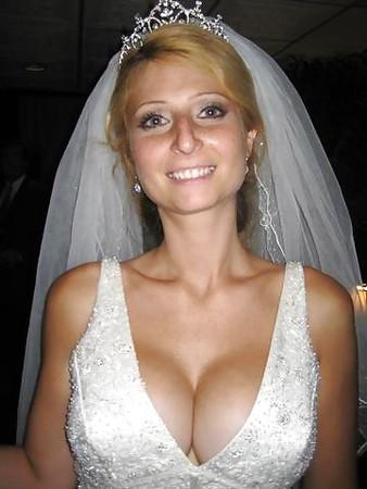 Cum on bride