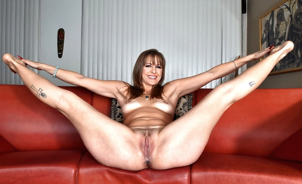 Naked legs milf