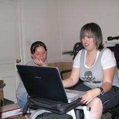 TnT Work Room 2008