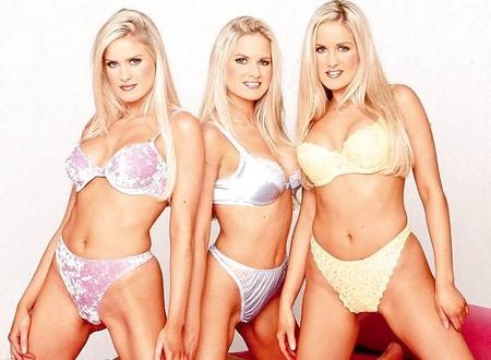 Nackt  Dahm Triplets 41 Hottest