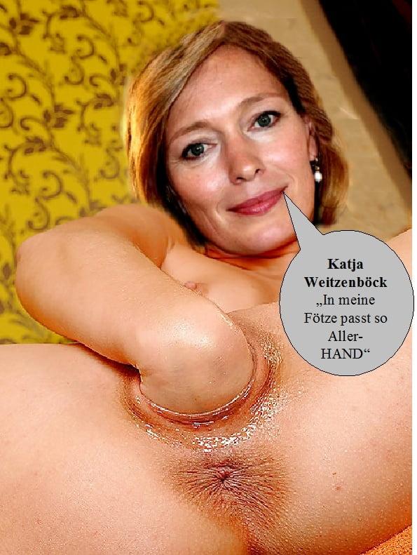 Katja weitzenböck nackt bilder