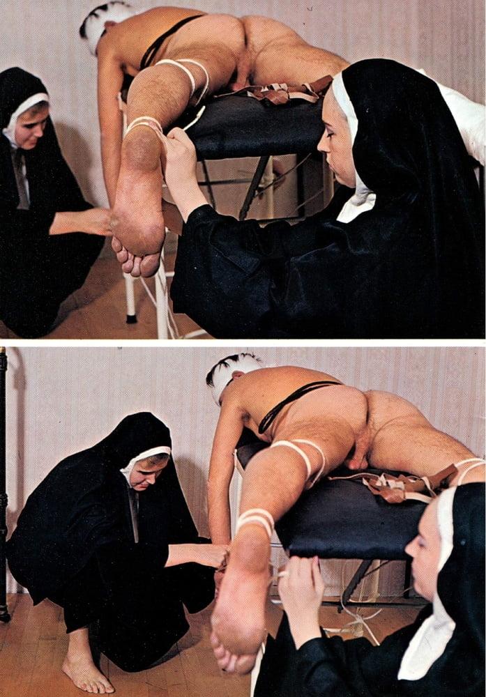 Nuns bondage xhamster small