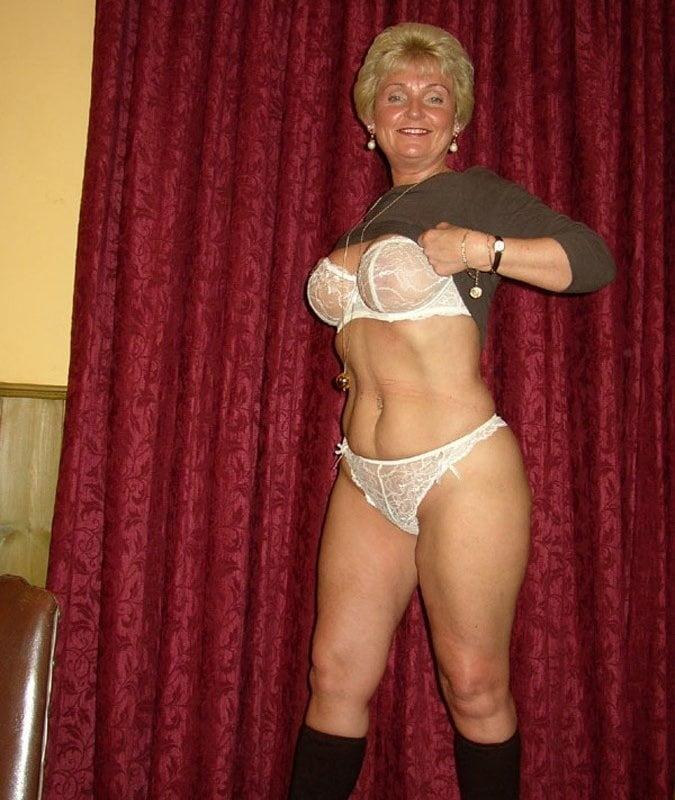 Stunning 61 yo wife