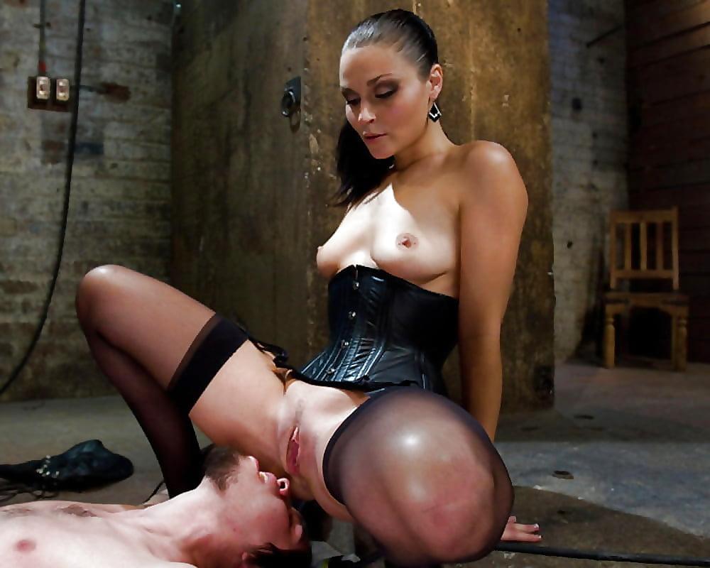 Dominated sex slave