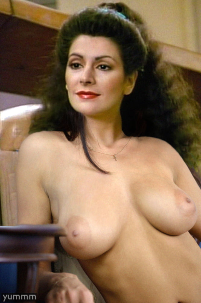 Deanna Troi Most Useless Character On St