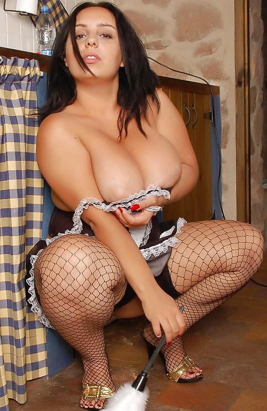 Billie bomb naked — 3