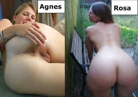 Ass battle - which one do you want?