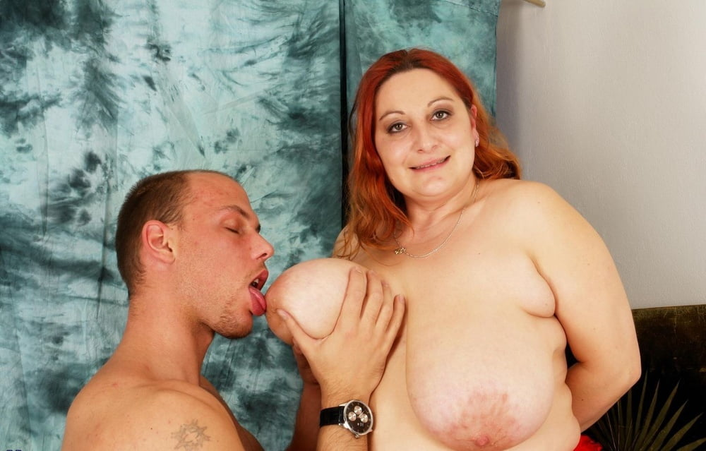 Older women with younger men 195 - 16 Pics
