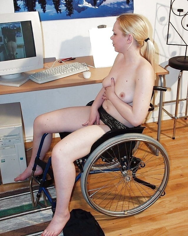Nude handicapped girls pics