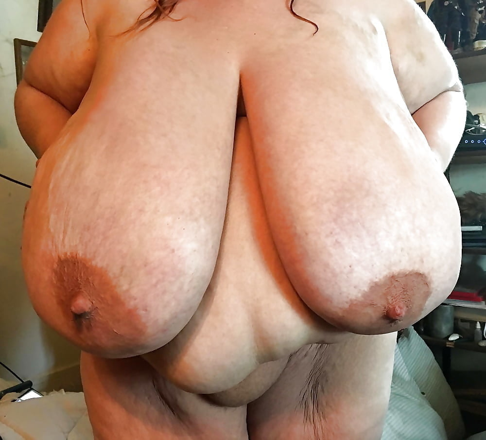 Bbw Hung By Tits Pics