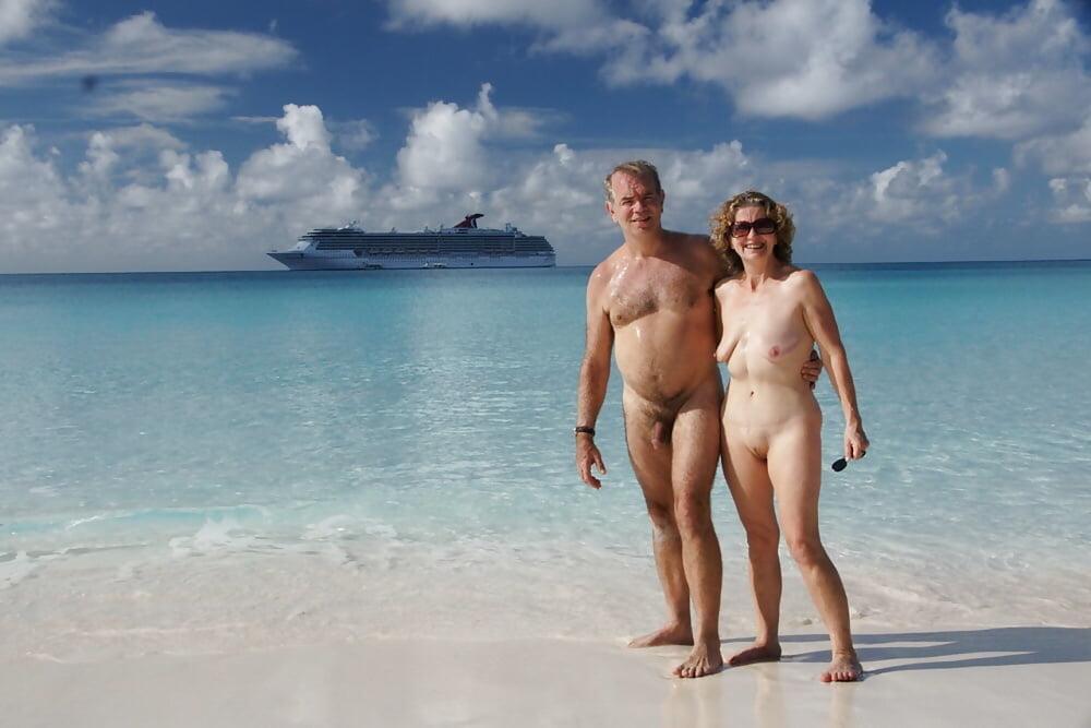 A Nude Cruise Just Set Sail On Carnival Sunshine