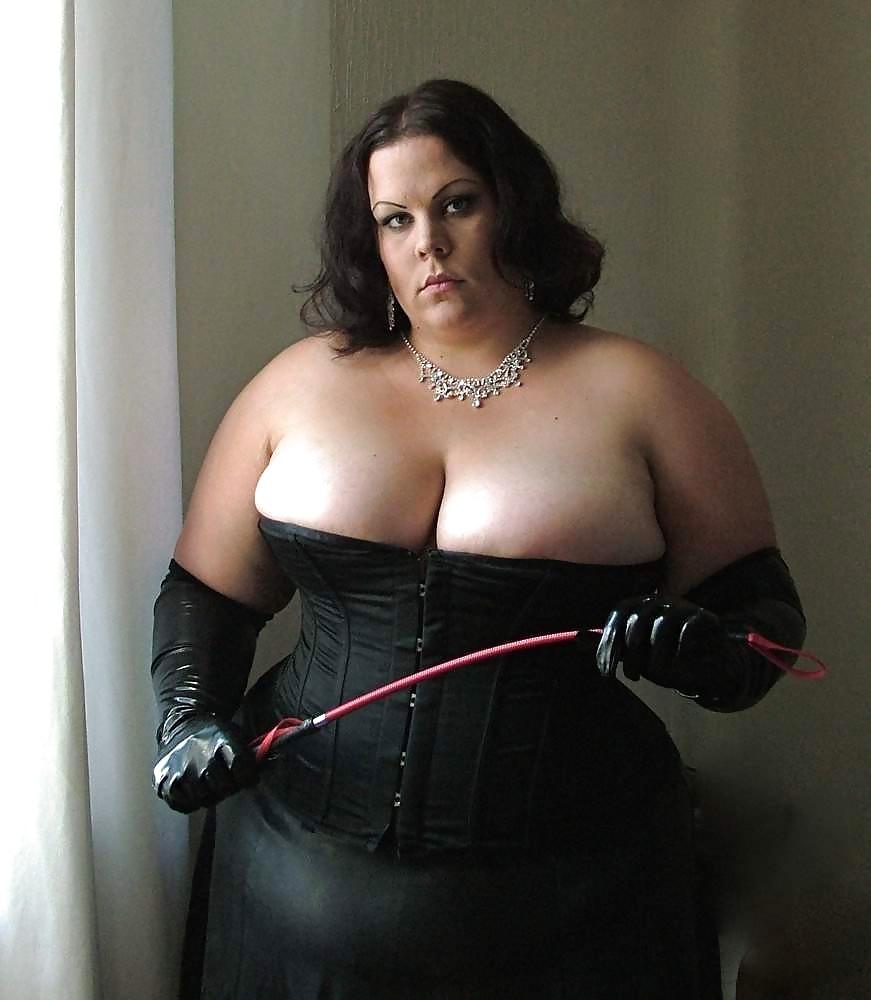Bbw huge tits corset video — 7