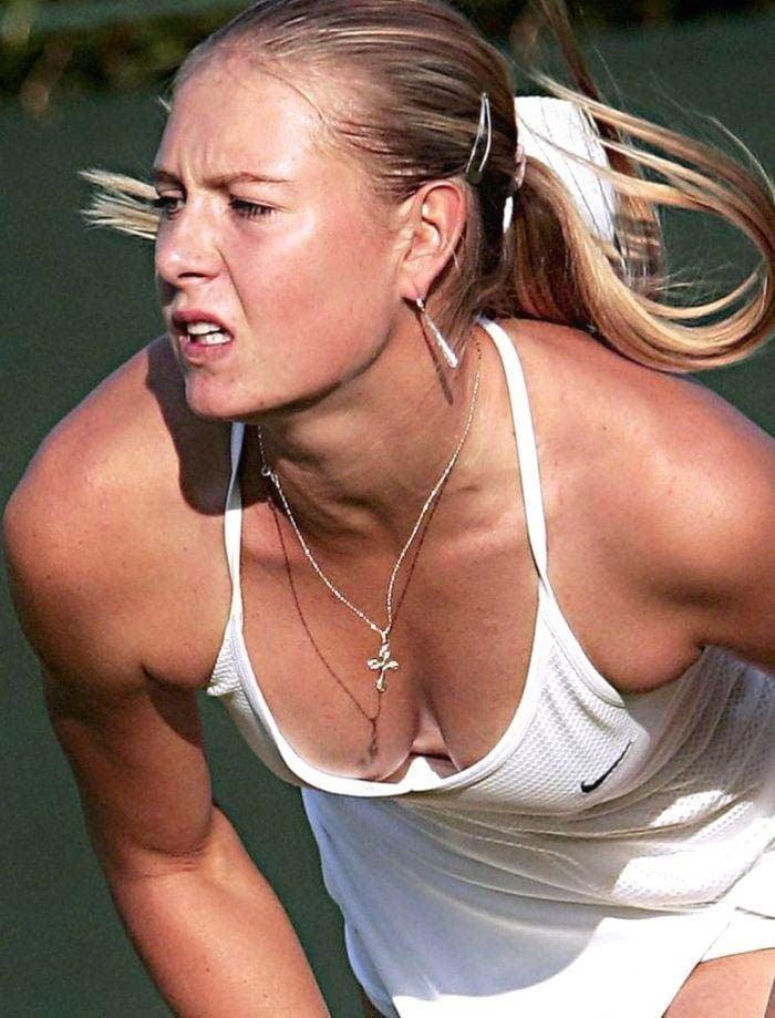 Tennis Downblouse