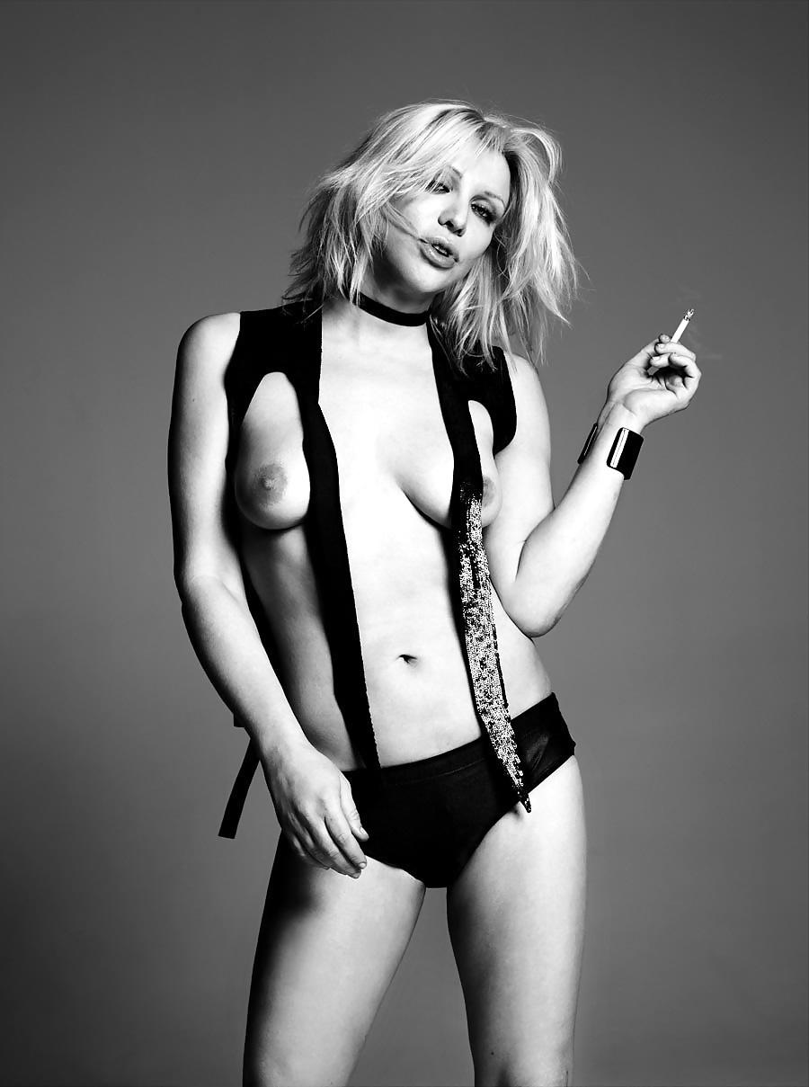 Courtney Love Hustler