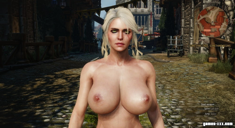The Witcher 18+ PORN