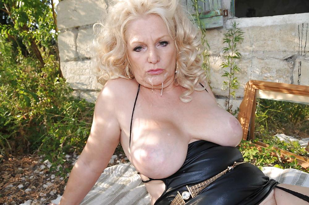 Tstarky's Sexy Granny Panties