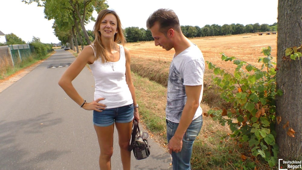 Skinny German Mature Public Pick Up and Fucked After - 20 Pics