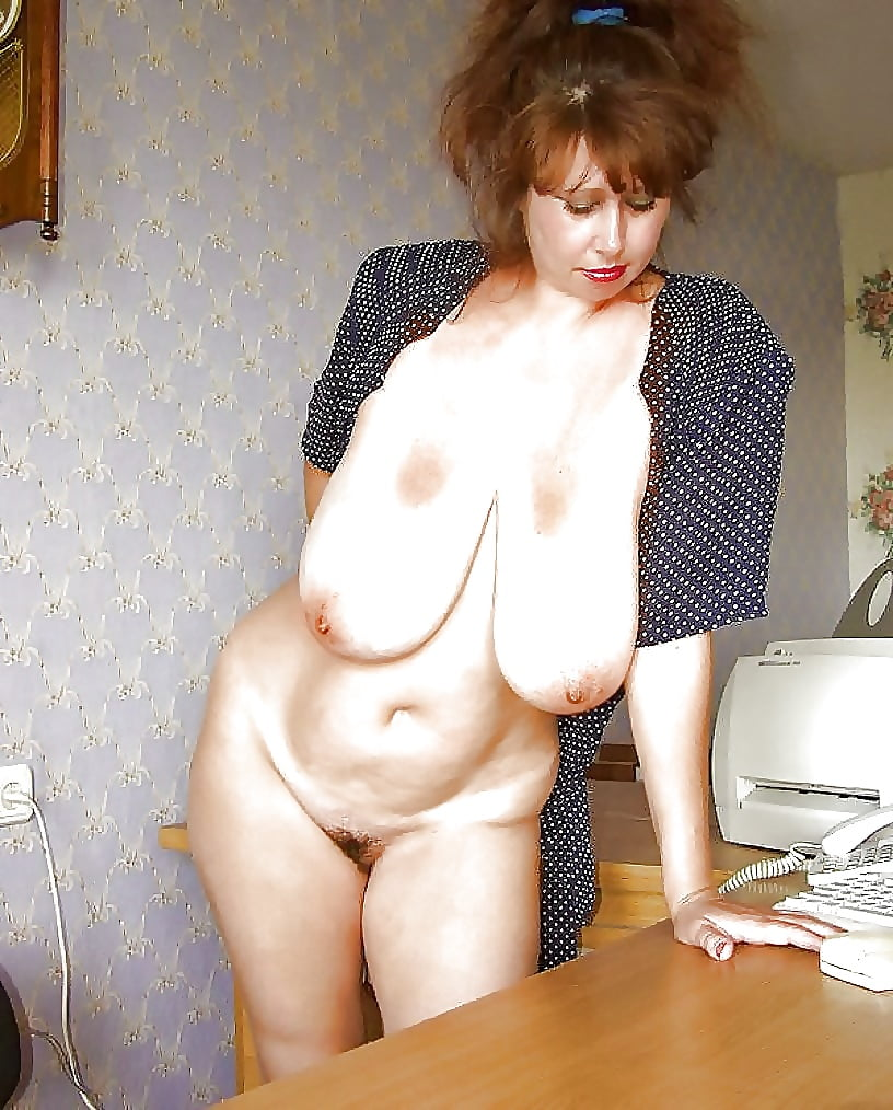 Mature bush young girl with mature busty woman
