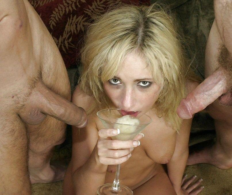 мужик пьет сперму у девушки видео вами, господа