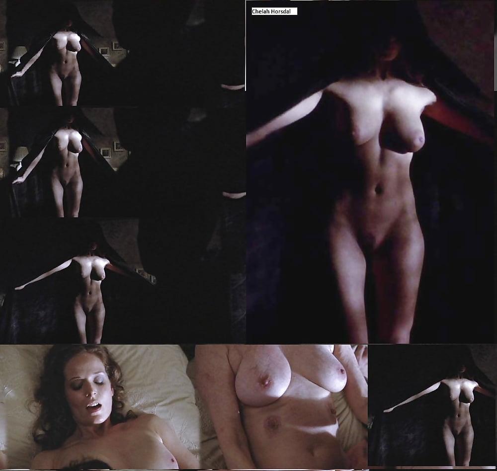 Chelah Horsdal Topless