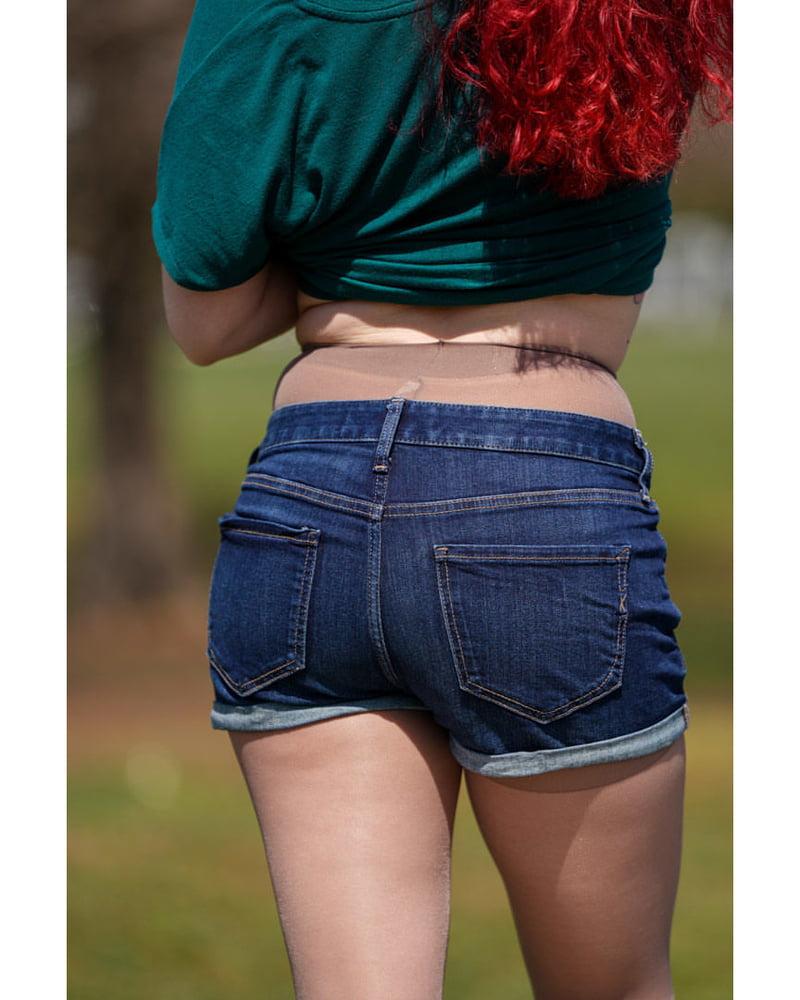 Just a Hint of Pantyhose- 144 Pics