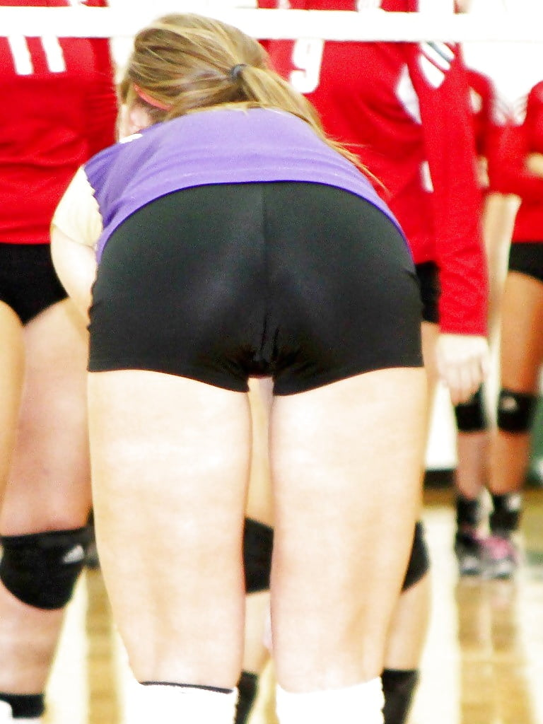 spandex-ass-volleyball