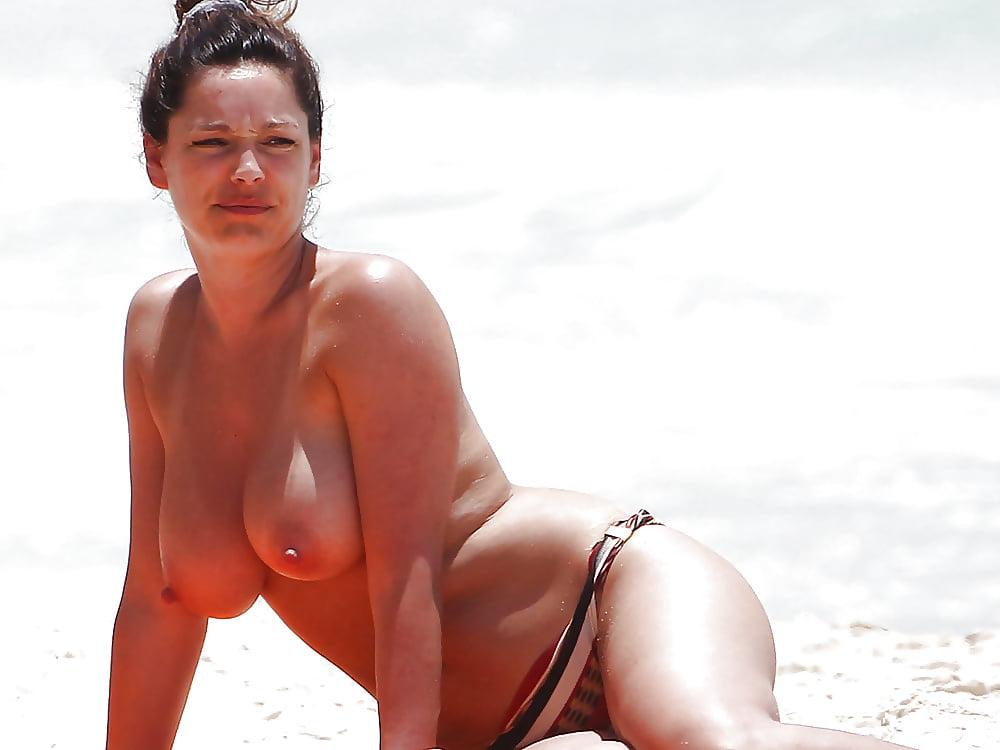 Российские звезды на пляже порно фото — 4
