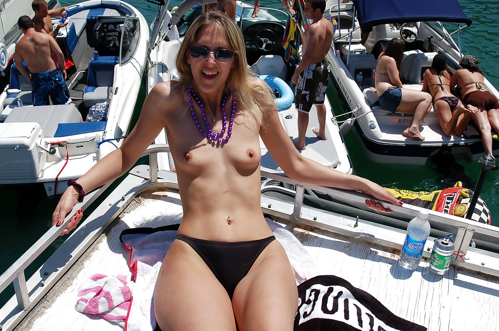 Lake havasu spring break girl naked