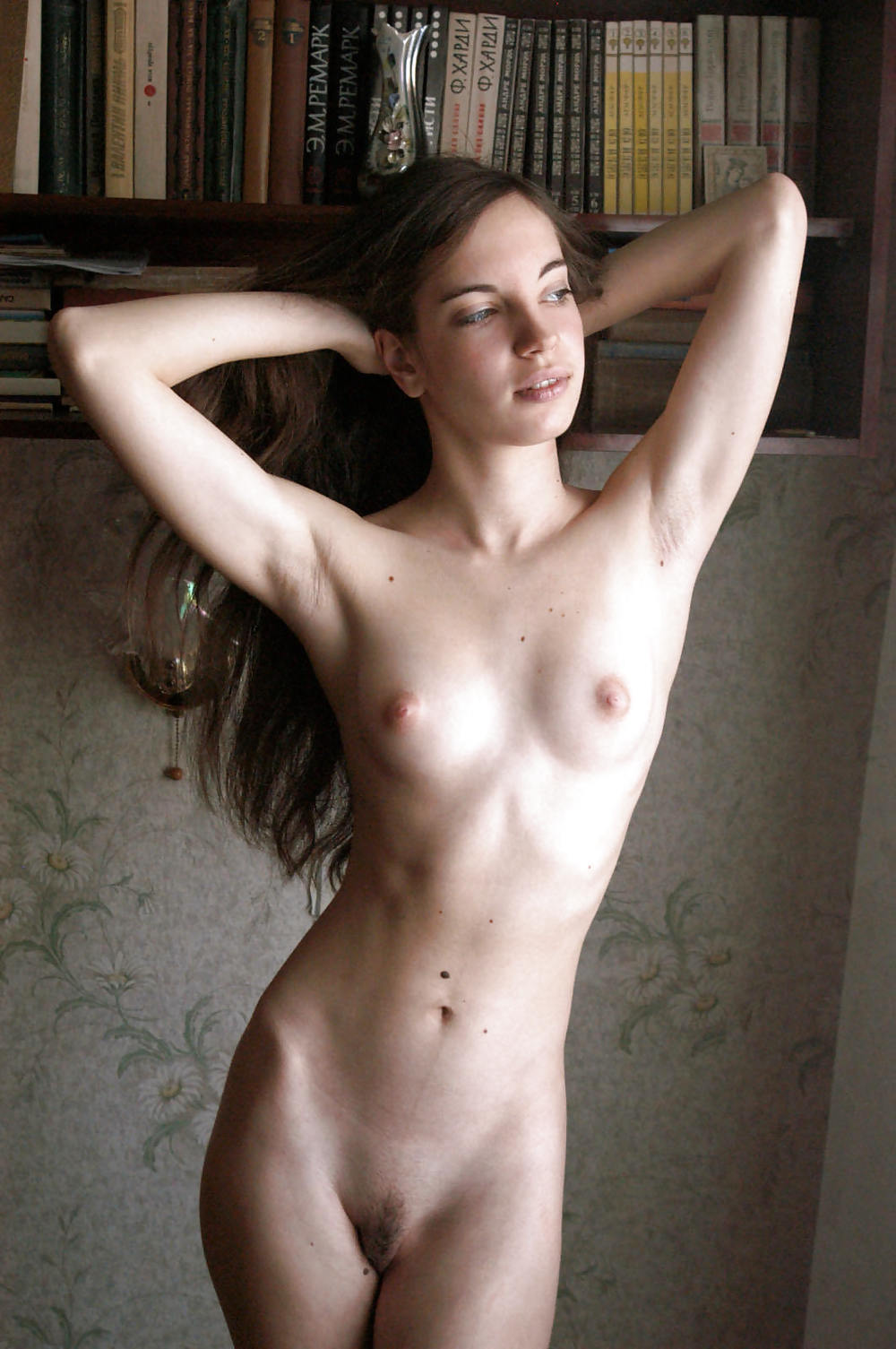 Beautiful nude french girls