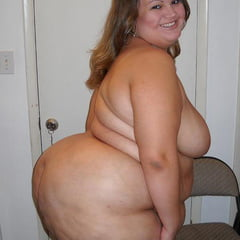bbw delicious cute fat girl with a huge ass