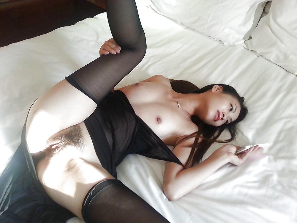 Korean pussy stockings — pic 10