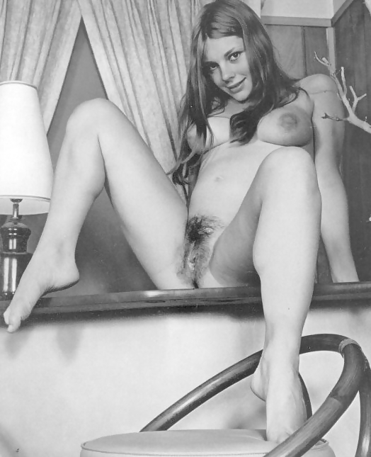 Teen retro nude