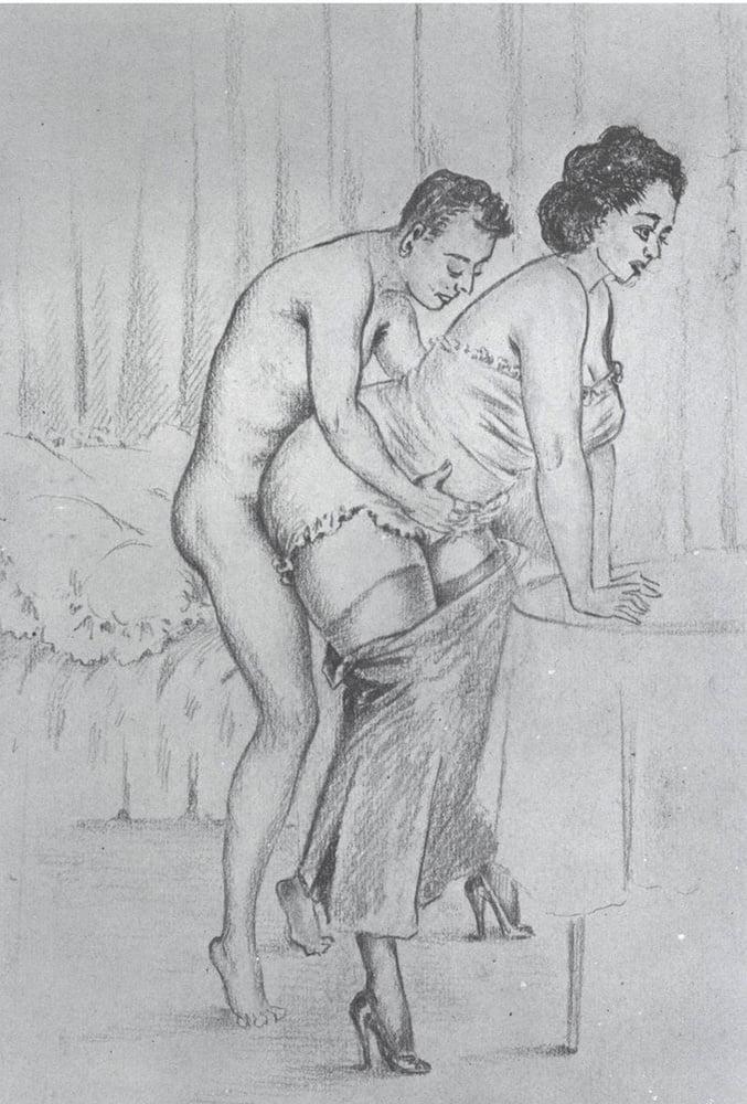 Рисунки про эротику