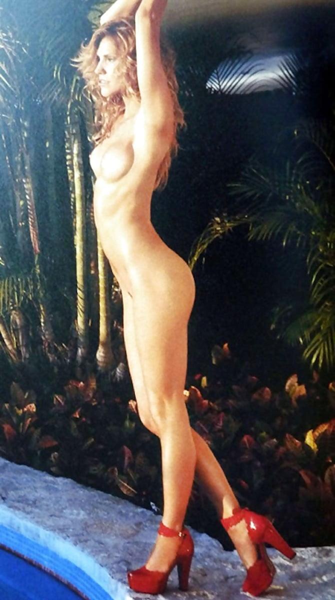 Free Bondage Tricia Helfer Nude